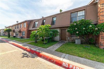 Pharr Condo/Townhouse For Sale: 2201 S Jackson Road #31M