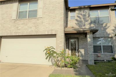 McAllen TX Single Family Home For Sale: $180,000