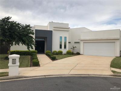 McAllen TX Single Family Home For Sale: $261,900