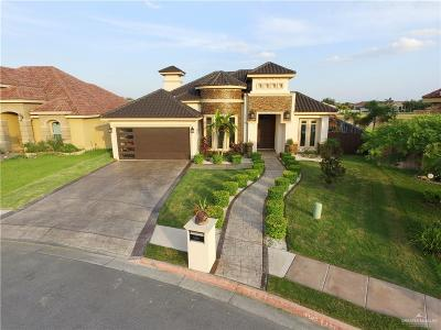 McAllen TX Single Family Home For Sale: $339,900