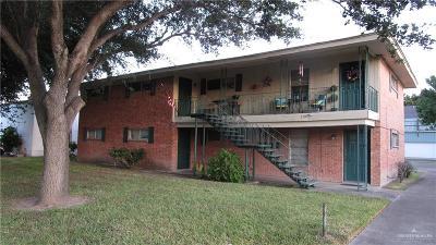 McAllen TX Multi Family Home For Sale: $240,000
