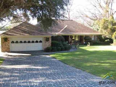 Bullard Single Family Home For Sale: 126, 128 Williamsburg Ln.