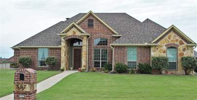 Bullard TX Single Family Home Sold By Lindsey!: $260,000