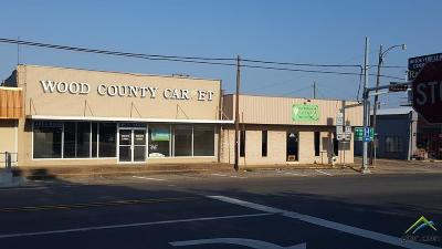 Quitman TX Commercial For Sale: $145,000