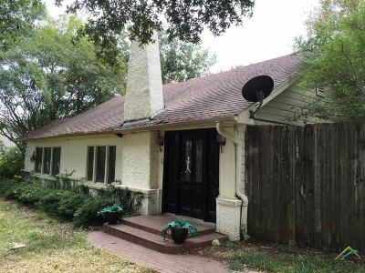 Canton Single Family Home For Sale: 901 W Dallas Street