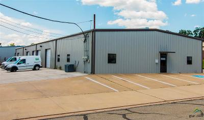 Tyler Commercial Lease For Lease: 4504 Candy Lane, Suite B