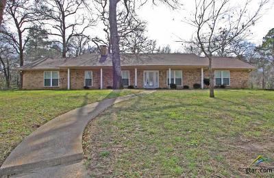 Tyler TX Single Family Home For Sale: $199,000