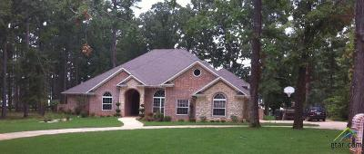 Jacksonville Single Family Home For Sale: 261 County Road 3157