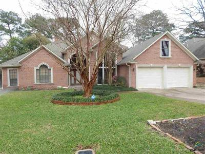 Tyler Single Family Home Contingent - Active: 4012 Pinecreek Drive