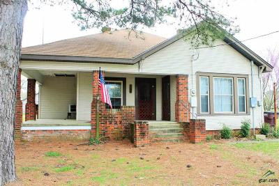 Winfield TX Single Family Home For Sale: $69,900