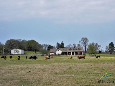 Athens Farm For Sale: 2151 County Road 3821