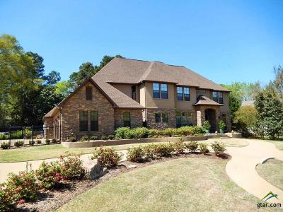 Tyler Single Family Home For Sale: 8525 Carli Cir