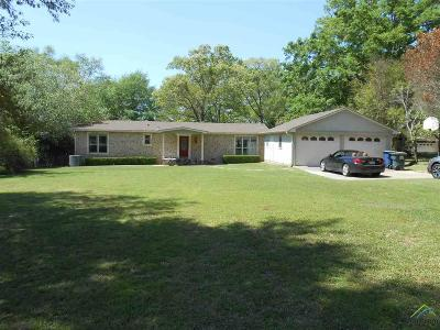 Tyler Single Family Home For Sale: 16312 Live Oak