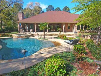 Tyler Single Family Home For Sale: 2050 Stonegate Blvd.