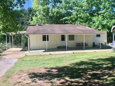 Tyler Single Family Home For Sale: 16976 E State Hwy. 64