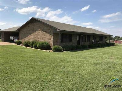 Upshur County Single Family Home For Sale: 2596 Bob O Link