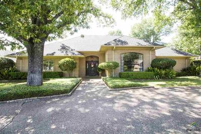 Tyler TX Single Family Home Contingent - Active: $359,900