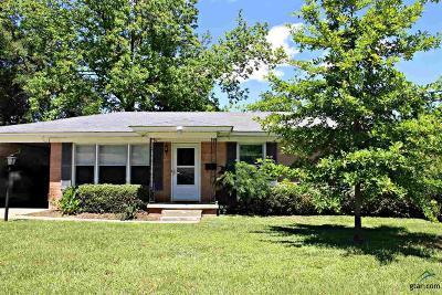 Tyler Single Family Home For Sale: 2320 Lingner