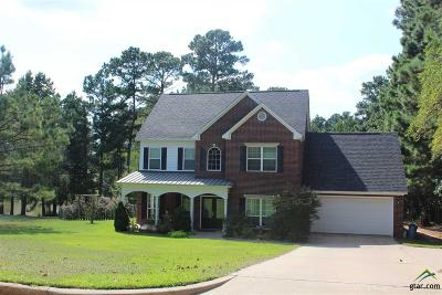 Tyler Single Family Home For Sale: 14186 Pinebrook Dr