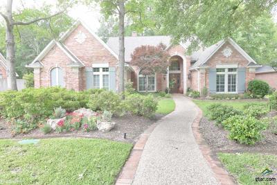 Tyler Single Family Home For Sale: 6705 Gleneagles