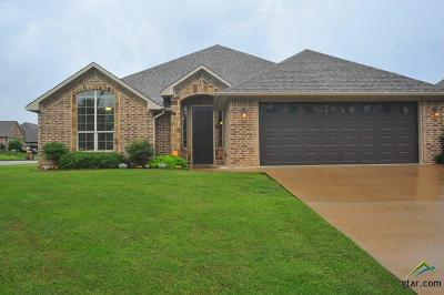 Tyler Single Family Home For Sale: 11847 Vermilion
