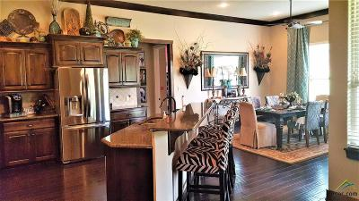 Bullard Single Family Home For Sale: 225 Sunny's Halo