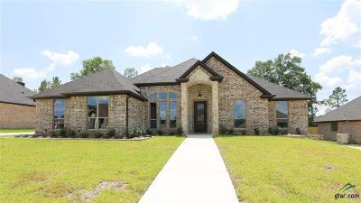 Tyler TX Single Family Home For Sale: $339,900
