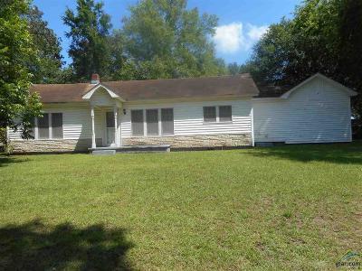 Bullard Single Family Home For Sale: 109 School House Rd