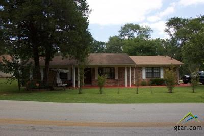 Tyler Single Family Home For Sale: 10613 Creek Bend Drive