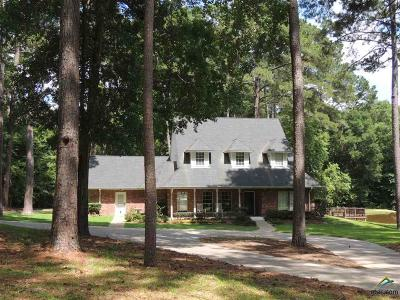 Flint Single Family Home For Sale: 18955 Forest Lane