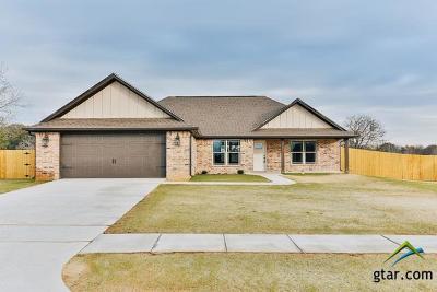Lindale Single Family Home For Sale: 357 Smith Circle
