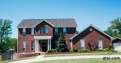Whitehouse Single Family Home For Sale: 17150 West Lake Cir