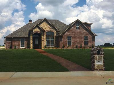 Bullard Single Family Home For Sale: 253 Zebra Way