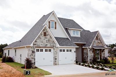 Tyler Single Family Home For Sale: 744 Esperanza
