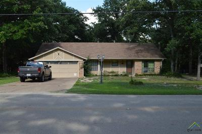 Lindale Single Family Home For Sale: 409 E Hideaway Lane