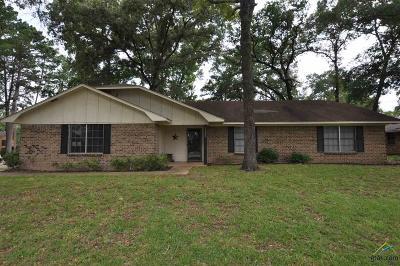 Flint Single Family Home For Sale: 5308 Walnut Hill
