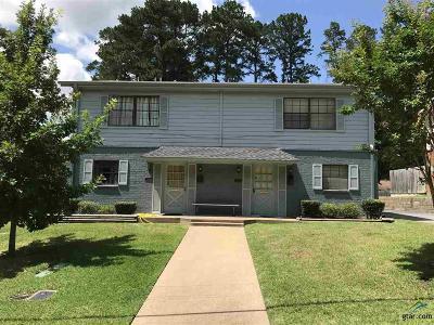 Tyler Multi Family Home For Sale: 2512 Delmar