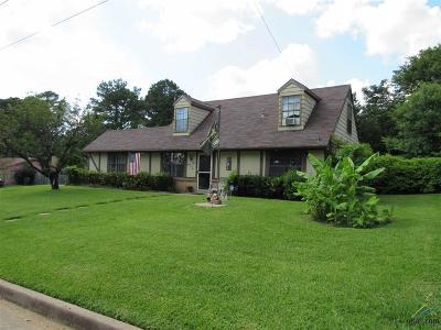 Tyler Single Family Home For Sale: 1531 Alamo Dr.