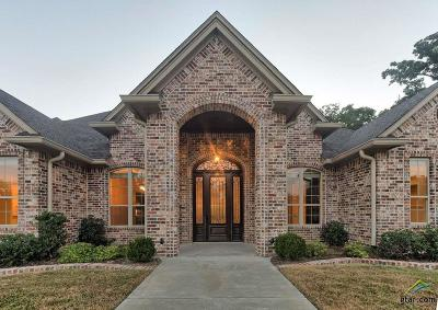 Tyler Single Family Home For Sale: 4591 Cascades Blvd