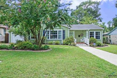 Tyler TX Single Family Home For Sale: $139,900