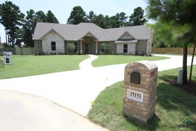 Flint Single Family Home For Sale: 15151 Brookstone Drive