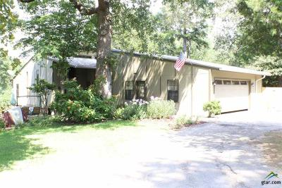 Tyler Single Family Home For Sale: 15808 County Road 288