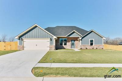 Lindale Single Family Home For Sale: 349 Smith Circle