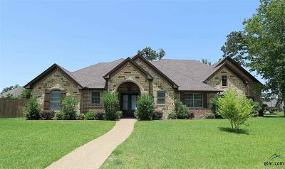 Tyler Single Family Home For Sale: 8550 Castleton Way