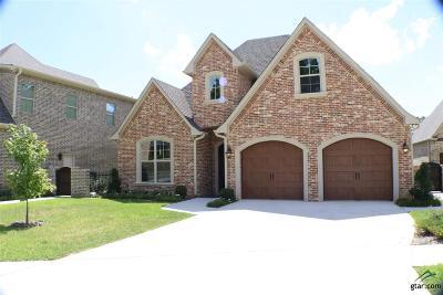 Tyler Single Family Home For Sale: 7317 Cross Road