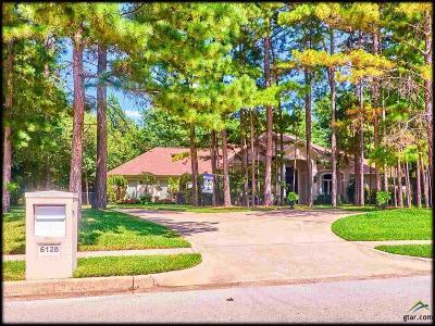 Tyler Single Family Home For Sale: 6128 Graemont Blvd