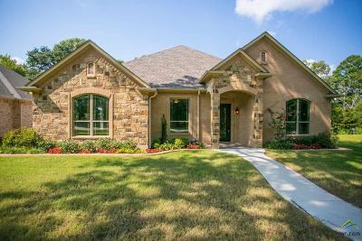 Tyler Single Family Home For Sale: 3854 Hogan Dr.
