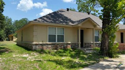 Tyler Multi Family Home For Sale: 1021 E Earle