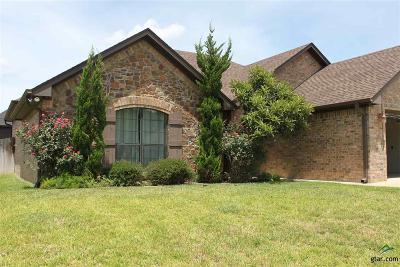 Flint Single Family Home For Sale: 11218 Water Oak