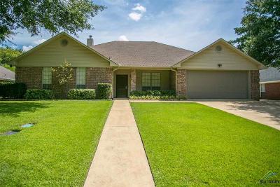 Tyler Single Family Home For Sale: 11243 Willow Oak Ln